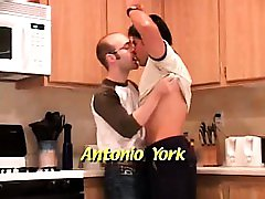 Two gay dudes have a lot of fun sucking part3
