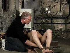 Hot gay sex British lad Chad Chambers is his recent victim,