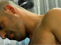 Hairy european gay men movietures Timo Garrett takes Adam Ru