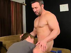 Old mature gay sexy indian men movie When the beefy guy catc