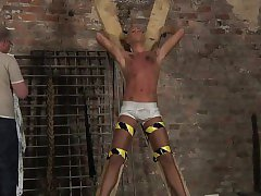 Gay man bondage alone and scene boy bondage Slave Boy Made T