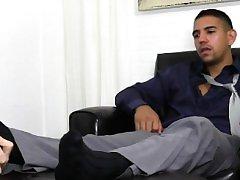 Fat man sex xxx video download gay Jake Torres Gets Foot Wor