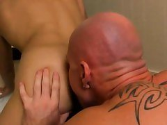 Bottom gay sex initiation clip In part 2 of three Twinks and