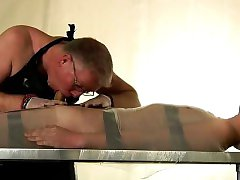 Old man movietures penis gay porn His man-meat is BJ'ed rock