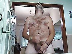 6 30 17 daddy erupts with cum spurts