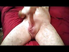 Hairy Leg Cumshot