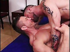 The Good Sarge Loves Cum