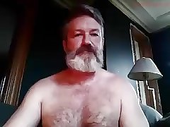 daddy beard cum