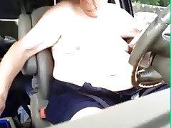 grandpa car show