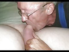 NOT my Dad did it again... Blowjob in his Car