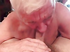 gay grandpa blowjob series - 6