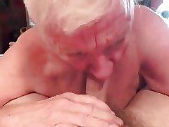gay grandpa blowjob series - 6