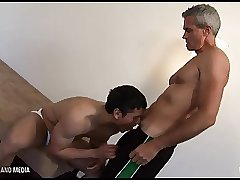 Latino twink RAILED raw by gaydaddy Dick
