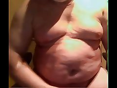 gay grandpa cum on webcam