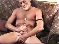 Dad Busting a Nut
