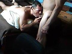 Dad fucking boy-friend