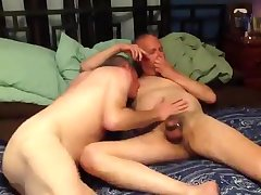 Daddies suck and rim