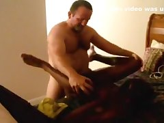 Dad Ken Balls Unfathomable in a NYC Bottom