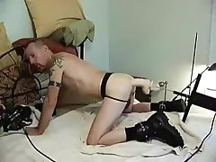 Fuck Machine: Daddy in Control! - Part I