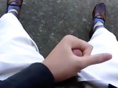 Daddy sock loafer outdoor cum