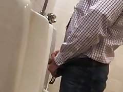Caught - Daddy Pissing 12