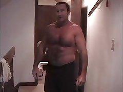 Sexy Daddy Carolina Jim Jerks Off - No Cum