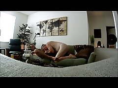 Naked fun with a Friend