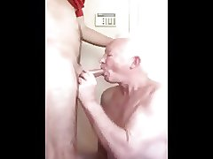 Daddy Blows it and Get Fucked Bareback