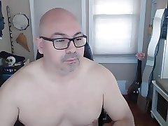Bald Dad Strokes
