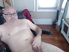 Bald Dad Strokes