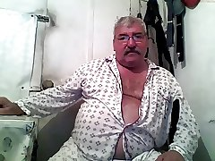 Daddy's Webcam Play