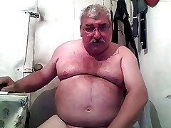 Daddy's Webcam Play
