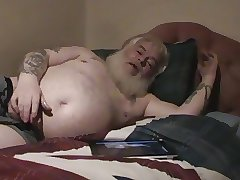 Papa Bear Wank Video Four