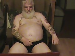 PapaBear Third Wank Video