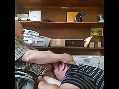 Married guy cums fast