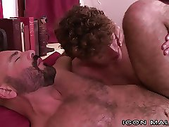 IconMale Step Daddy Takes Sons Cock