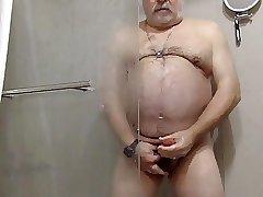 Shower Time With Daddy