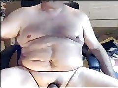 Wanking and Cum Shot