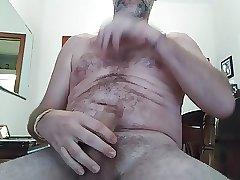 5 22 17 Cummy rub out..wow