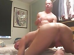 Daddies Fuck Bareback on Poppers