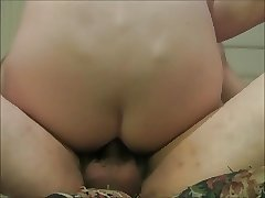 older fat Mexican creampie with cumshot