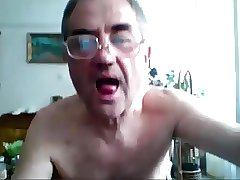 Horny grandpa needs great cock