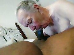 Hank Sucking My Cock