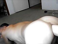 Short 3.20 inch dildo workingout