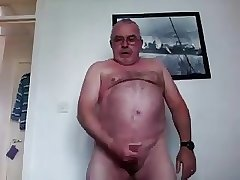 Phozz Plays With His COCK