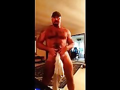 Str8 Daddy Does a Sexy Strip Dance