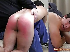 Cameron's First Spanking Part 2