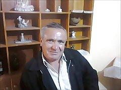 ecuadorian gay horny grandpa wanking