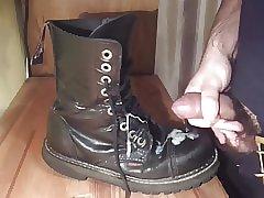 Cop Boots Cum