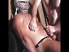 Sexy Daddy Carolina Jim getting a Handjob from a man